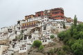 Thikse Monastery . Royalty Free Stock Photo