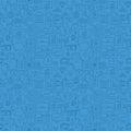 Thin Finance Line Money Banking Seamless Blue Pattern Royalty Free Stock Photo