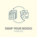 Thin lined book icon.