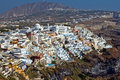 Thira, Santorini, Greece Stock Photo