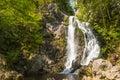 Third vault falls fundy national park new brunswick canada Stock Photo