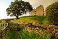 Thirlwall Castle, British Land...