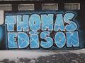 Thomas Edison Stock Image