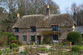 Thomas Hardy's Birthplace, Higher Bockhampton, Dorset Royalty Free Stock Photo