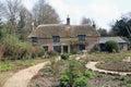 Thomas hardy s cottage in bockhampton Royalty Free Stock Photography
