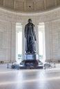Thomas Jefferson Memorial in Washington DC, USA Royalty Free Stock Photo