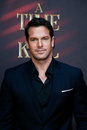 Thomas roberts new york oct news anchor attends the broadway opening night of a time to kill at the golden theatre on october in Royalty Free Stock Images