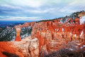 Thor`s hammer in Bryce canyon National Park