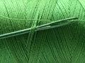 Threaded needle Royalty Free Stock Image