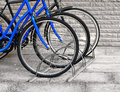 Three bicycles Royalty Free Stock Image
