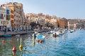 stock image of  Three Cities in Malta