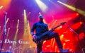 Three Days Grace band performs at Atlas Weekend. Kiev, Ukraine.