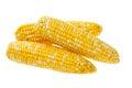 Three ears of corn Royalty Free Stock Photo