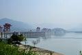 Three Gorges Dam Royalty Free Stock Photo