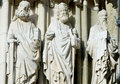 Three Saints Royalty Free Stock Photography