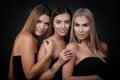 Image : Three girls