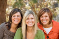 Three Sisters Royalty Free Stock Image