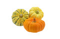 Three Squash Stock Photography
