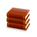 Three thick textbook for education