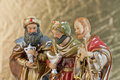 Three Wise Men Royalty Free Stock Image