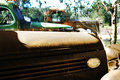 Retro Vintage Old Rusty Car & Pick Up Trucks