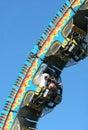 Thrill Rider 3 Royalty Free Stock Image