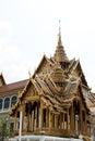 Throne hall at the grand palace bangkok stock photos Royalty Free Stock Photo