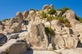 The Throne at Perperikon Royalty Free Stock Images