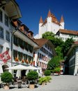 Thun Stock Photography