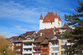 Thun castle Stock Photos