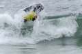 Tiago silva ovar portugal august at the nd stage of the bodyboard protour on august in ovar portugal Stock Image