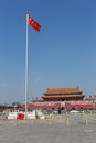 The Tiananmen  of china Royalty Free Stock Images