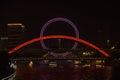 Tianjin Eye And Bridge