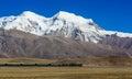 Tibet jokul Royalty Free Stock Photo