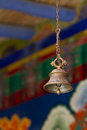 Tibetan bell Royalty Free Stock Photos