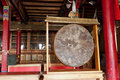 Tibetan drum Stock Image
