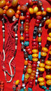 Tibetan Jewelries Royalty Free Stock Photography