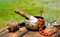 Tibetan religious musical subjects for meditation