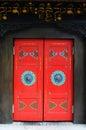 Tibetan Style Door