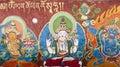 Tibetan Thangka Royalty Free Stock Photo
