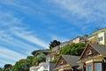 Tiburon, skyline, architecture, nature, green, hill, California, United States of America, UsaF
