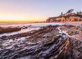 Tidepool heaven this image was taken in laguna beach the reflection in the tidepools immediately caught my eye Stock Image