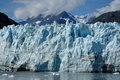 Tidewater Margerie Glacier, Alaska Royalty Free Stock Photography