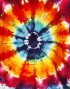 Tie dye Royalty Free Stock Image