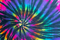 Tie dye abstract art san francisco Stock Photo