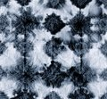 Tie dye fabric texture background Royalty Free Stock Photography