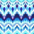Tie dye pattern.