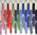 Tie rack Royalty Free Stock Photo