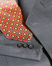 Tie and suit Royalty Free Stock Image