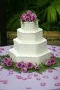 Boda pastel flores